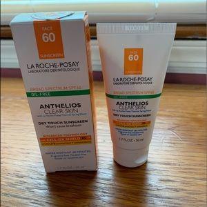 Other - La Roche-Posay clear skin sunscreen SPF 60.